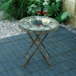 Smart Solar Sirena Table