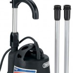 Draper Submersible Water Butt Pump 350w with float switch