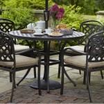 Hartman Berkeley 107cm Cast Aluminium Dining Set