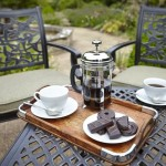 Hartman Celtic Cast Aluminium Coffee Set