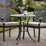 Hartman Celtic Cast Aluminium Bistro Set