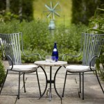 Hartman Capella Steel Bistro Set