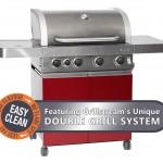 Grillstream Gourmet 4 Burner Roaster
