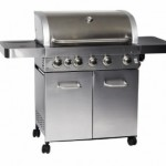 Grillstream Gourmet 5 Burner Roaster (Stainless Steel)