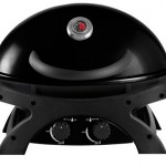 Grillstream Ziggy 2 Burner Black Gas Barbecue