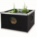 Blagdon Affinity Black Square Feature Pool