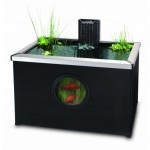 Blagdon Affinity Black Rectangle Feature Pool