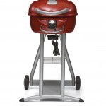Char-Broil Patio Bistro 240 Red Gas Barbecue