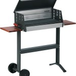 Dancook 5600 Charcoal Box Barbecue