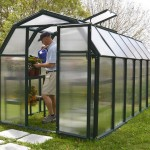 Rion Eco 6 x 12 Greenhouse with Base
