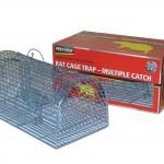 Pest Stop Multicatch Rat Cage