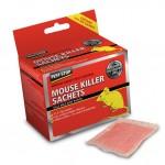Pest Stop Super Mouse Killer Sachets 15 x 10g