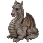 Vivid Arts Grey Green Dragon – Size D