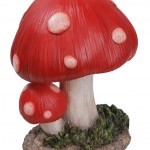 Vivid Arts Playful Toadstool Small – Size F