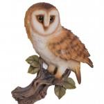Vivid Arts Plaque Barn Owl – Size D