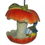 Vivid Arts Apple Core Feeder Robin or Blue Tit – Size F