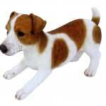 Vivid Arts Real Life Jack Russell – Size A