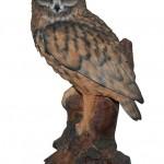 Vivid Arts Real Life Long Eared Owl – Size B
