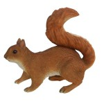 Vivid Arts Real Life Red Squirrel – Size A