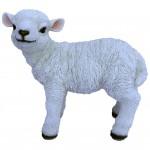 Vivid Arts Real Life Standing Lamb – Size B