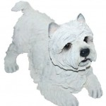 Vivid Arts Real Life West Highland Terrier – Size D