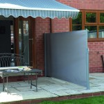 Greenhurst Pull Out Side Awning