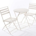 Greenhurst Huntingdon Bistro Set Ivory