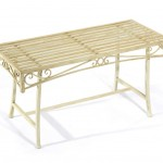 Greenhurst Versailles Coffee Table Cream
