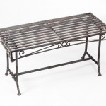 Greenhurst Versailles Coffee Table Antique Grey