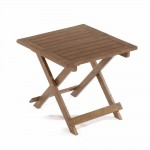 Greenhurst Raffles Folding Table Natural