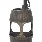 Greenhurst Barrel/Fountain Planter