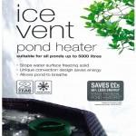 Blagdon Affinity Ice Vent Pond Heater