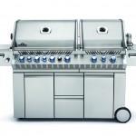 Napoelon Prestige PRO 825 RSIB Gas BBQ
