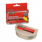 Pre-Baited Sealed Mouse Bait Station