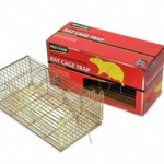 14 inch Wire Rat Cage