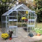 Eden Blockley Greenhouse (8ft Wide)