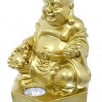 Smart Solar Solar Golden Buddha