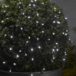 Smart Garden String Lights 50 White LED (Battery Powered)