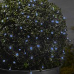 Smart Garden String Lights 100 Blue LED (Battery Powered)