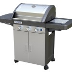 Campingaz 3 Series Cast Iron EXS Gas BBQ