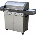 Campingaz 4 Series Cast Iron EXS Gas BBQ
