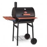 Char-Griller Wrangler Charcoal BBQ