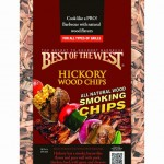 Best Of The West 2 Litre Hickory Smoking Chips