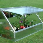 Easy Access Cold Frame