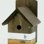 Chapelwood Nest Box – Dark Wood