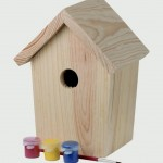 Chapelwood Childrens Paint Your Own Nest Box