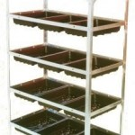 5 Tier Seed Tray Unit