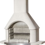 Buschbeck Elba Masonry Barbecue Fireplace