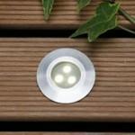Alpha Warm White LED Outdoor Deck Light 0.5w
