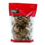 Weber Pecan Wood Chips 3lbs